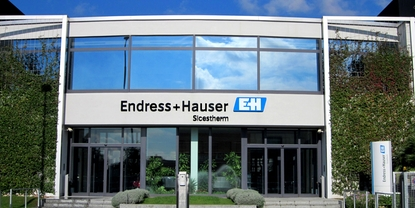 Endress+Hauser Temperature+System Products Włochy