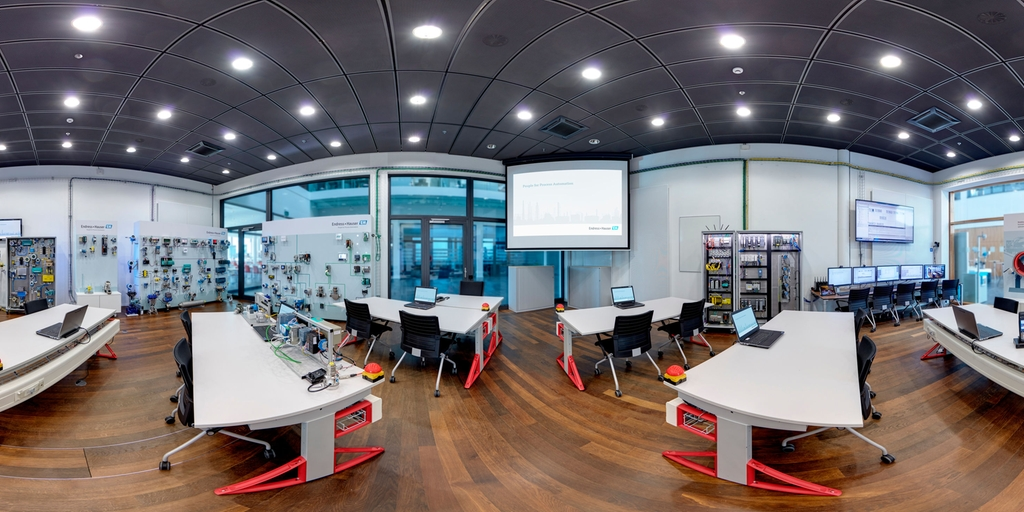 Endress+Hauser's Industrial Communication Training and Competence Center